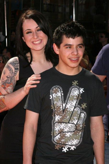 Carly,David