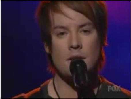David Cook Bedroom Eyes